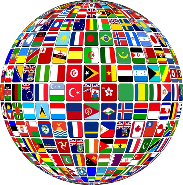 international flag globe 592px